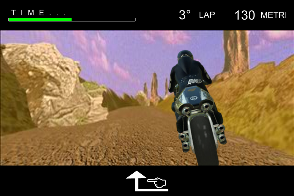 Screenshot iRace 3D_
